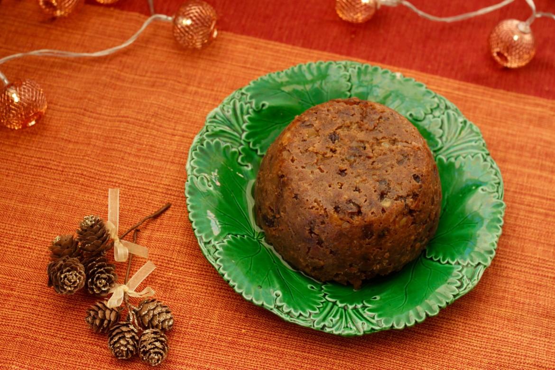 perfect christmas pudding nigel slater